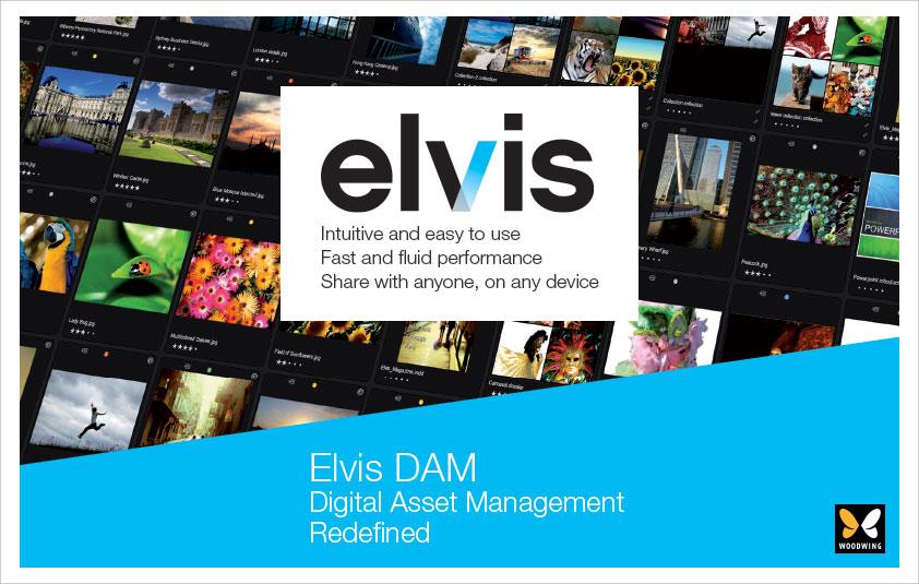 Elvis DAM - Digital Asset Management Redefined