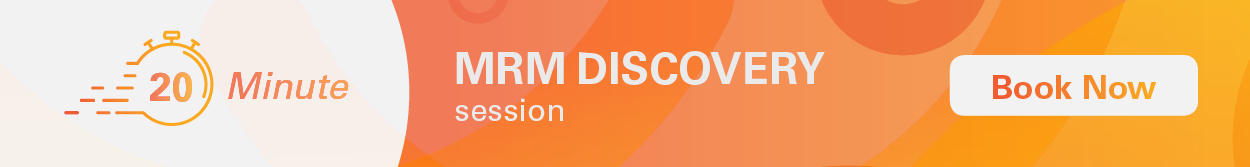 MRM discovery session Banner