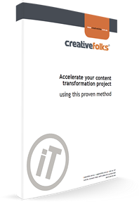 Download Your Copy of Accelerate Your Content Transformation Checklist