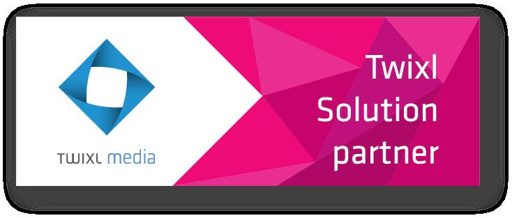Twixl Media Solution Partner