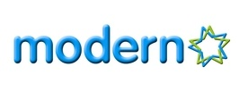 Modern Star Logo